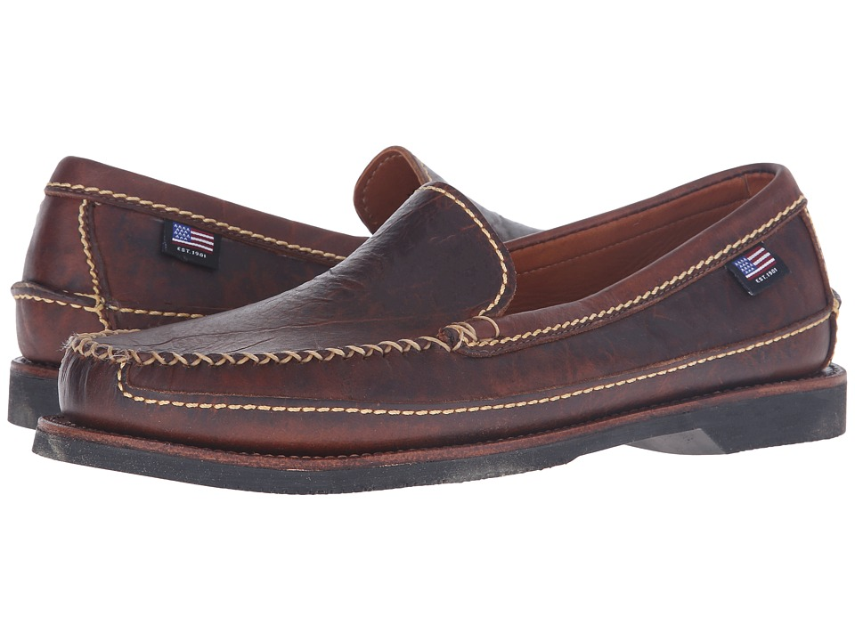 Chippewa - Slip-On (Bison) Men's Shoes
