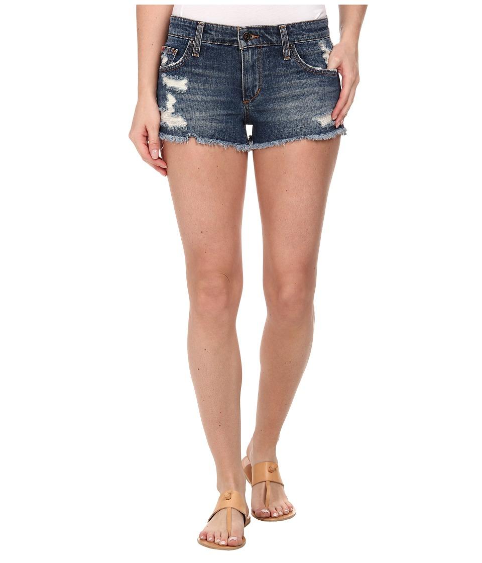 Joe's Jeans - Japanese Denim Cut Off Shorts in Meeka (Meeka) Women's Shorts