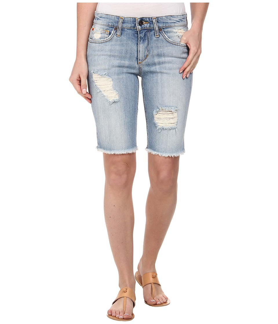 Joe's Jeans - Japanese Denim Finn Bermuda in Sylvie (Sylvie) Women's Shorts