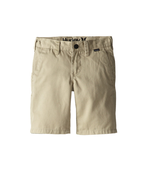Hurley Kids - One and Only Walkshorts (Little Kids) (Bamboo) Boy's Shorts