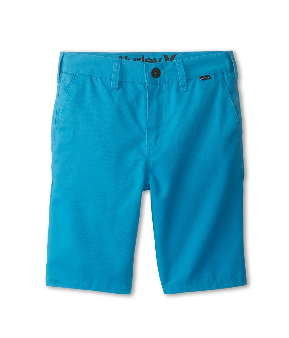 Hurley Kids - One Only Walkshorts (Big Kids) (Blue Lagoon) Boy's Shorts