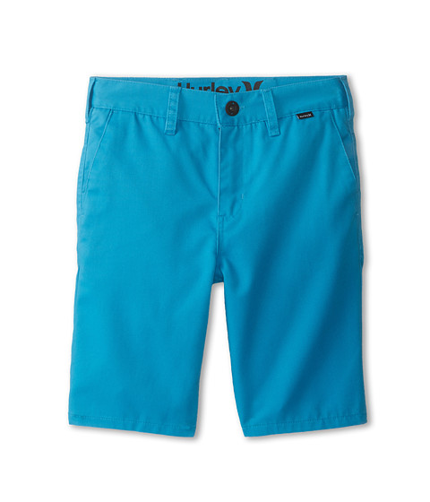 Hurley Kids - One Only Walkshorts (Big Kids) (Blue Lagoon) Boy