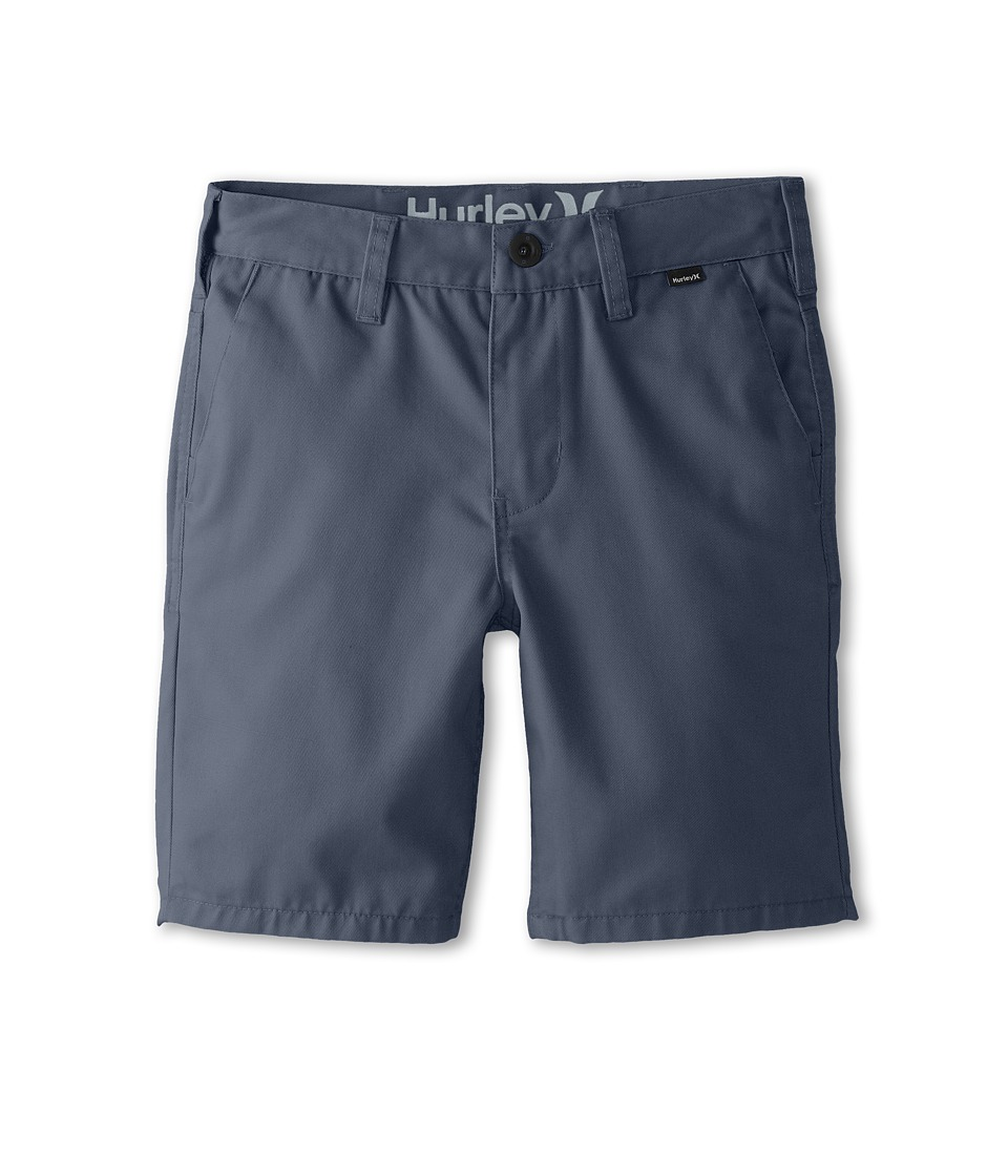 Hurley Kids - One Only Walkshorts (Big Kids) (Classic Charcoal) Boy's Shorts