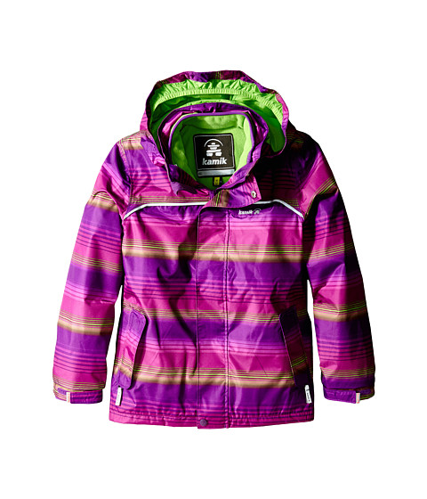Kamik Kids - System 3/1 Jacket (Toddler/Little Kid/Big Kid) (Purple) Girl's Coat