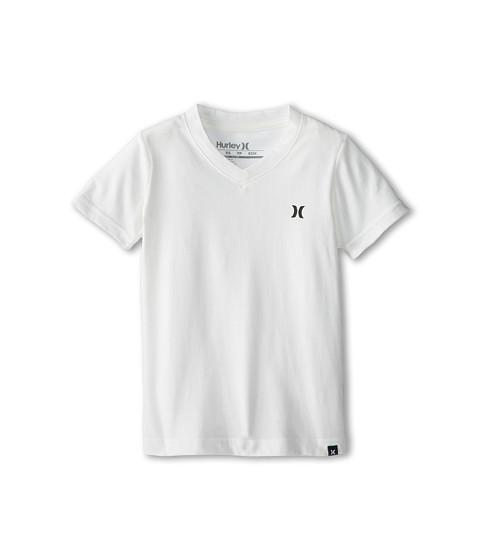 Hurley Kids - Staple Tee (Little Kids) (Sail) Boy's T Shirt