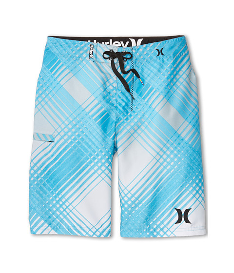 Hurley Kids - Ray Boardshorts (Big Kids) (Clearwater) Boy's Swimwear