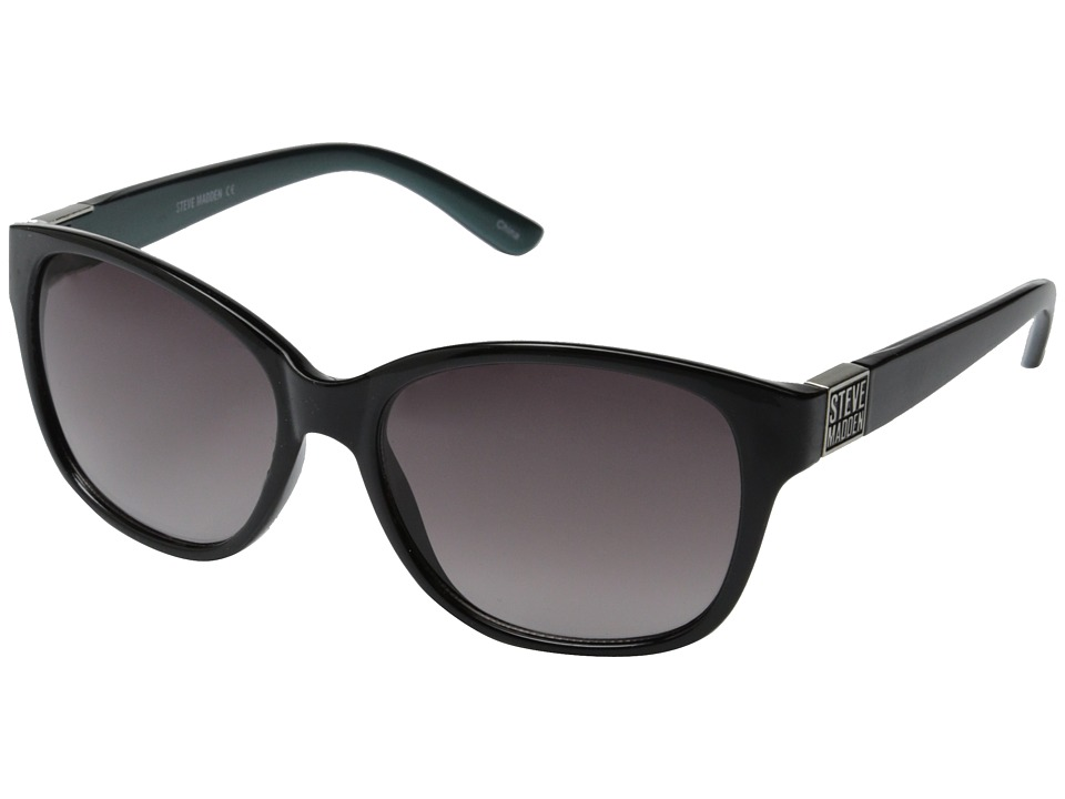 Steve Madden - S5691 (Black) Fashion Sunglasses