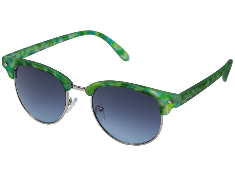 Steve Madden - S5674 (Blue Tortoise) Fashion Sunglasses