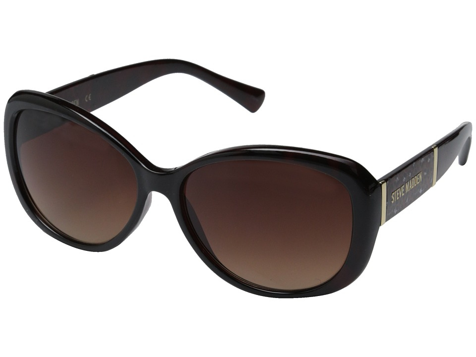 Steve Madden - S5622 (Tortoise) Fashion Sunglasses