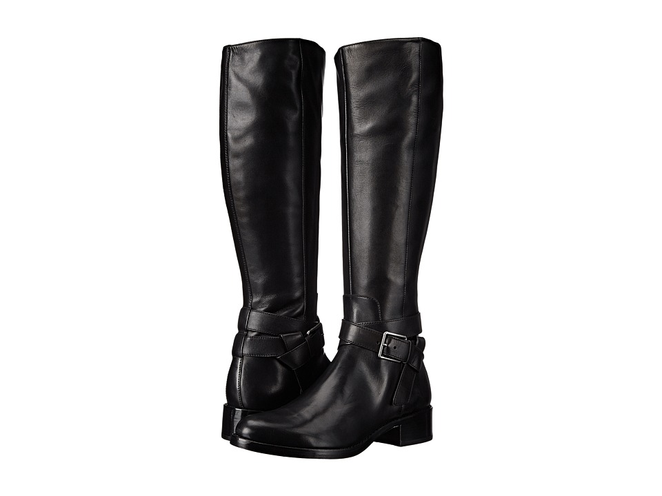 Cole Haan - Briarcliff Boot (Black Leather) Women's Dress Boots