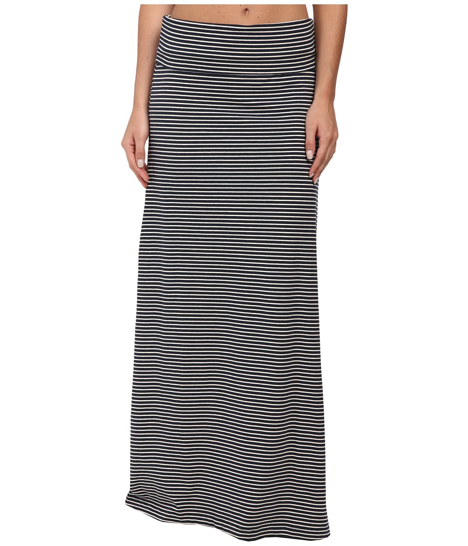 Carve Designs - Abbie Maxi Skirt (Midnight) Women's Skirt