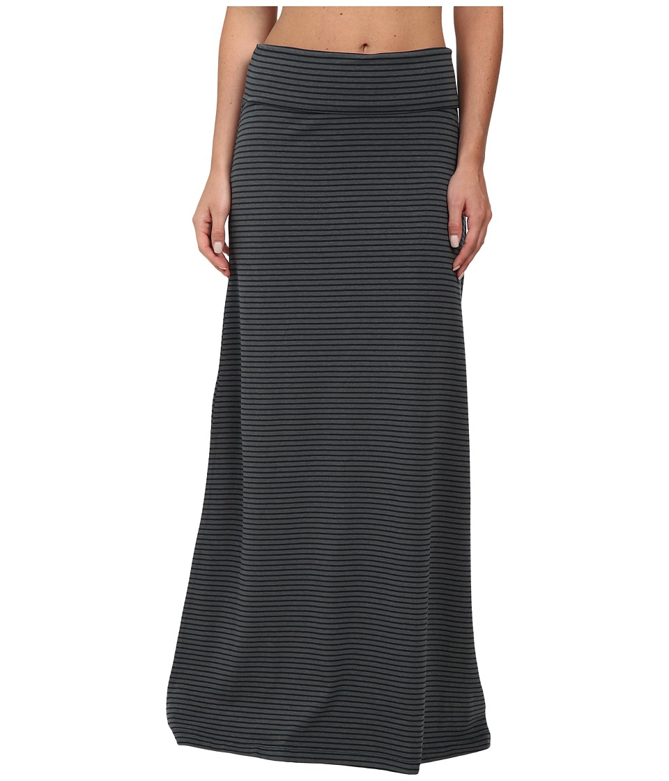 Carve Designs - Abbie Maxi Skirt (Evergreen) Women's Skirt