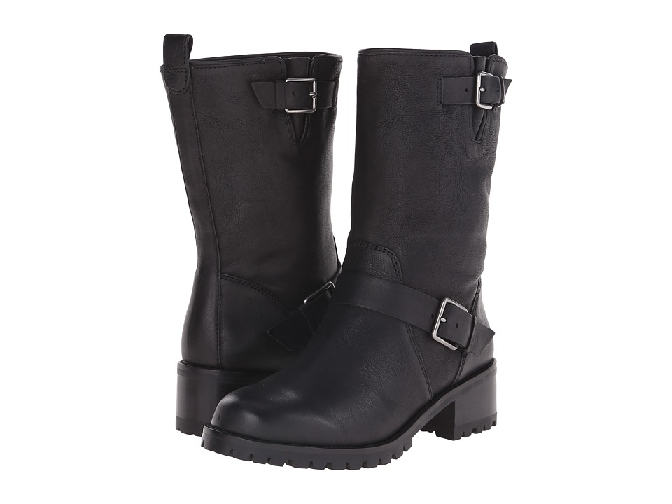 Cole Haan - Hemlock Boot (Black Leather) Women