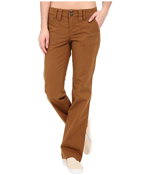Carve Designs - Theron Pants (Caramel) Women's Casual Pants