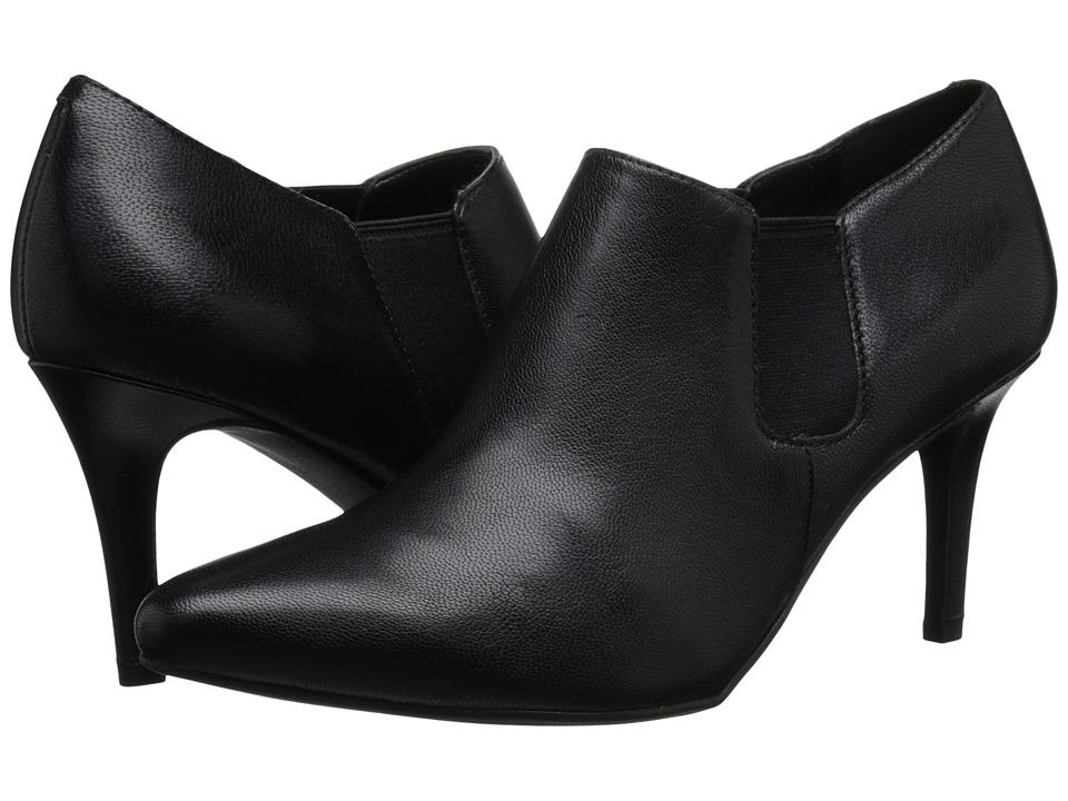 Cole Haan Maxfield Shootie (Black Leather) Women