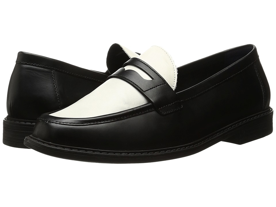 Cole Haan - Pinch Campus (Black/Ivory) Women's Slip on Shoes