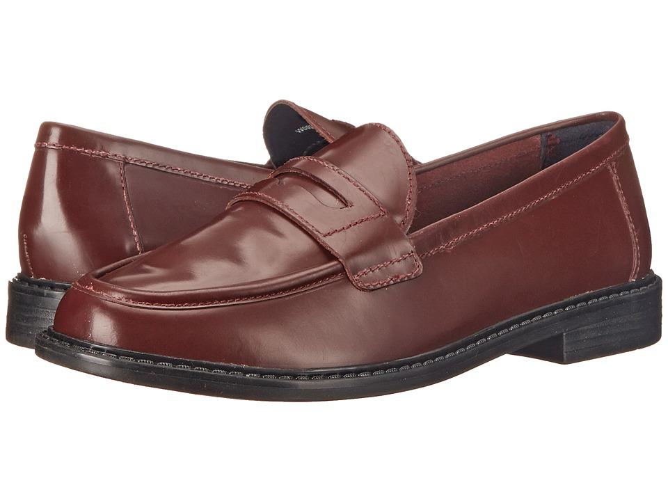 Cole Haan - Pinch Campus (Crimson) Women's Slip on Shoes
