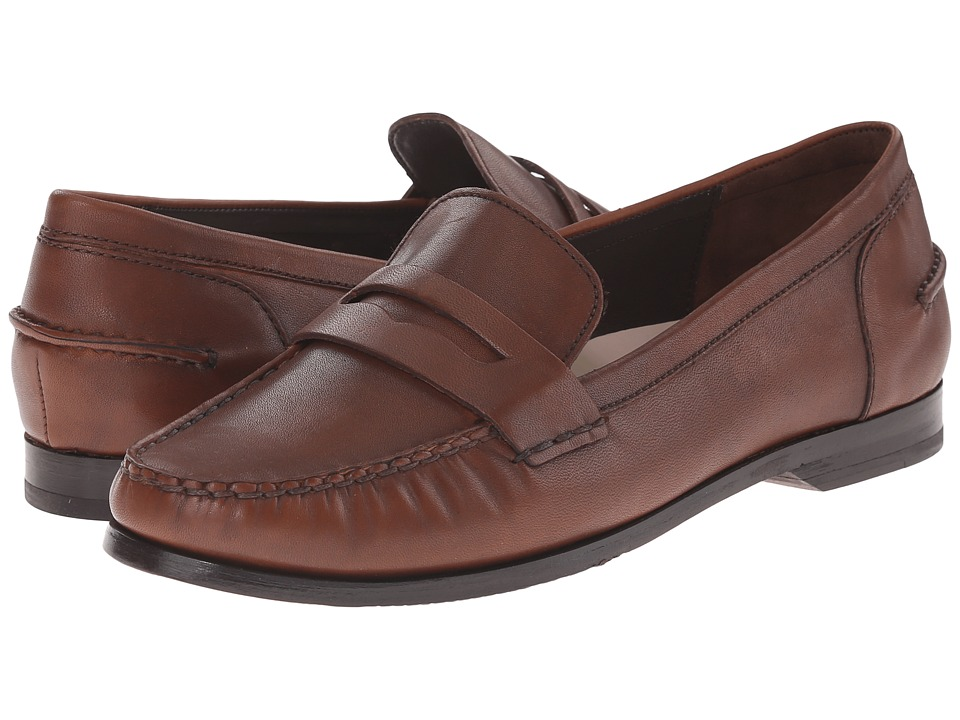 Cole Haan - Pinch Grand Penny (Sequoia) Women's Slip on Shoes