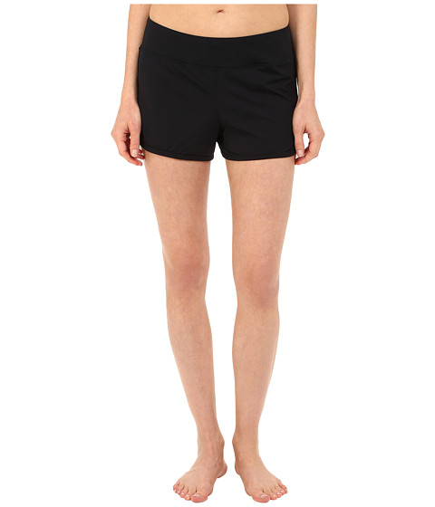 Carve Designs - Minna Shorts (Black) Women's Shorts