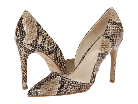 MIA - Margo (Beige Multi Snake) High Heels