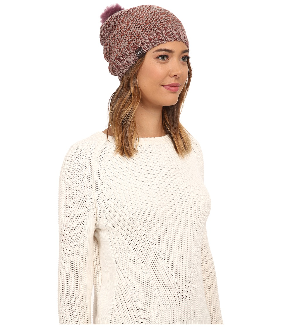 UGG - Grand Meadow Loose Novelty Beanie (Aster Multi) Beanies