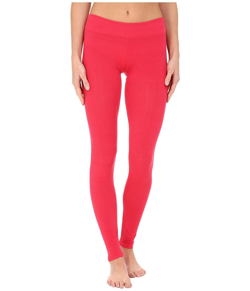 Terramar - Natara Performance Tights W8860 (Poppy Stripe) Women's Casual Pants