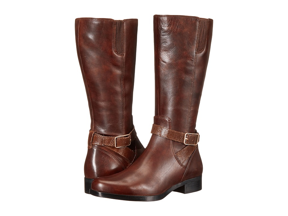 ECCO - Adel Mid Boot (Mink/Mink) Women's Boots