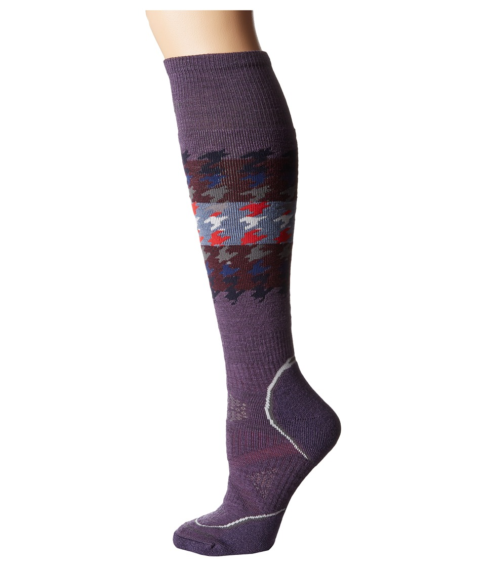 Smartwool - PhD Snowboard Medium (Desert Purple) Women