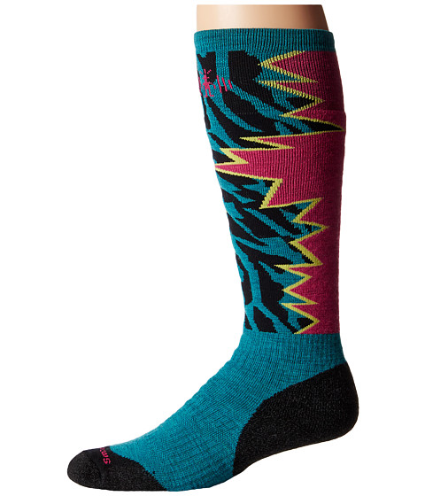 Smartwool - PhD Slopestyle Medium Switch 1980 (Capri) Men