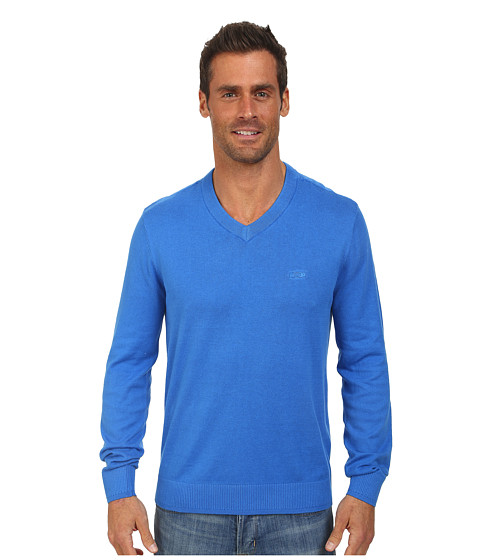 Oakley - All Time Sweater (Skydiver Blue) Men's Sweater
