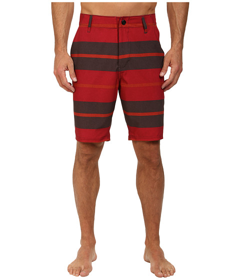 Oakley - Zulu Shorts (Dark Sienna) Men