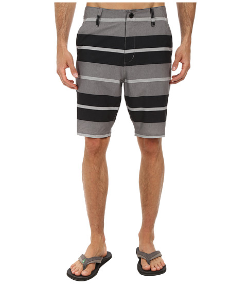 Oakley - Zulu Shorts (Grigio Scuro) Men's Shorts