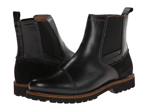 Bass - Erving (Black) Men's Boots
