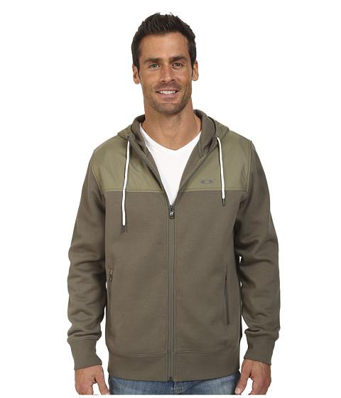 Oakley - Overlay Hydrofree Hoodie (Worn Olive) Men's Sweatshirt