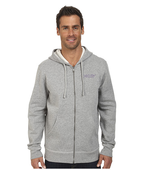 Oakley - O-Jupiter Fleece Sweatshirt (Heather Grey) Men's Sweatshirt