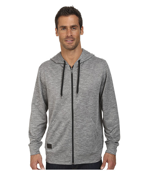 Oakley - Sumter Fleece Sweatshirt (Heather Grey) Men