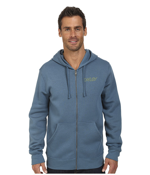 Oakley - O-Jupiter Fleece Sweatshirt (Chino Blue) Men