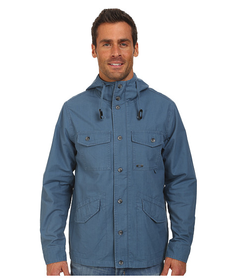 Oakley - Momentum Jacket (Chino Blue) Men's Coat