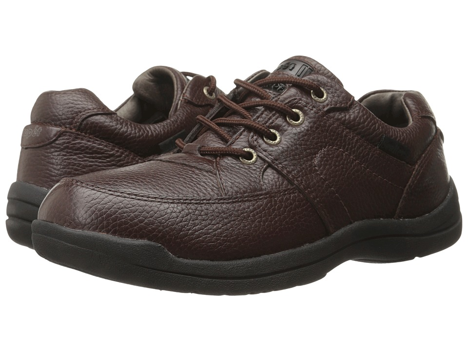 Propet - Four Points II Waterproof (Brown) Men's Lace up casual Shoes