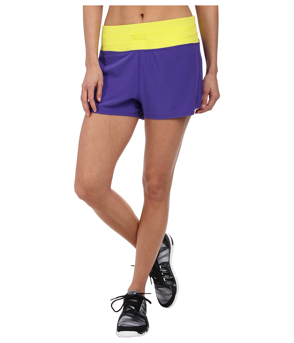 Oakley - En Route Round 2 Shorts (Royalty Purple) Women's Shorts