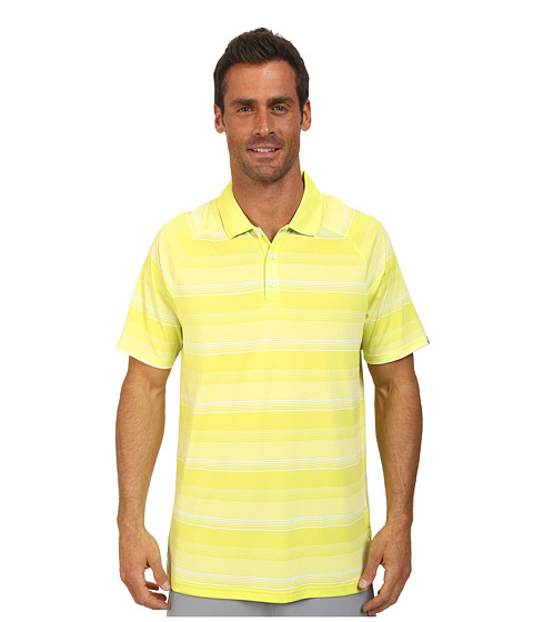 Oakley - Warren Polo (Wild Lime) Men's Clothing