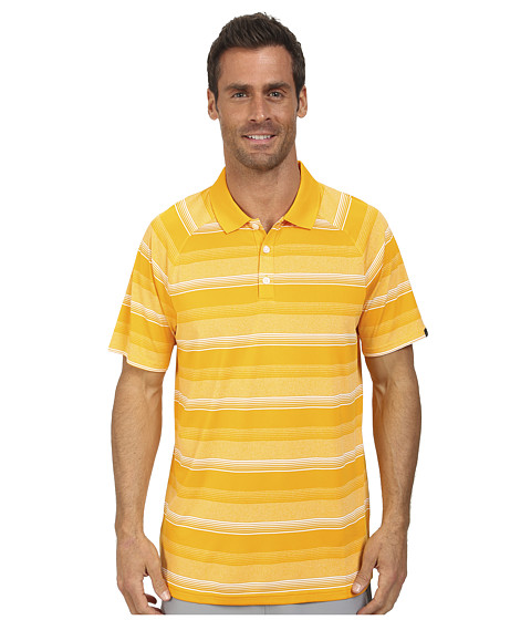 Oakley - Warren Polo (Bright Orange) Men's Clothing