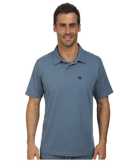 Oakley - O-Basic Polo Top (Chino Blue) Men