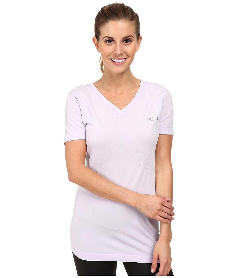 Oakley - Seamlessly Perfect Short Sleeve Top (Pastiche) Women