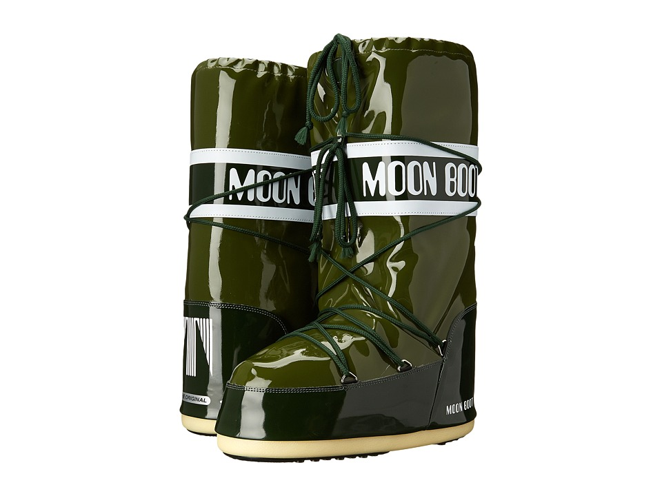 Tecnica - Moon Boot Vinyl (Military) Cold Weather Boots