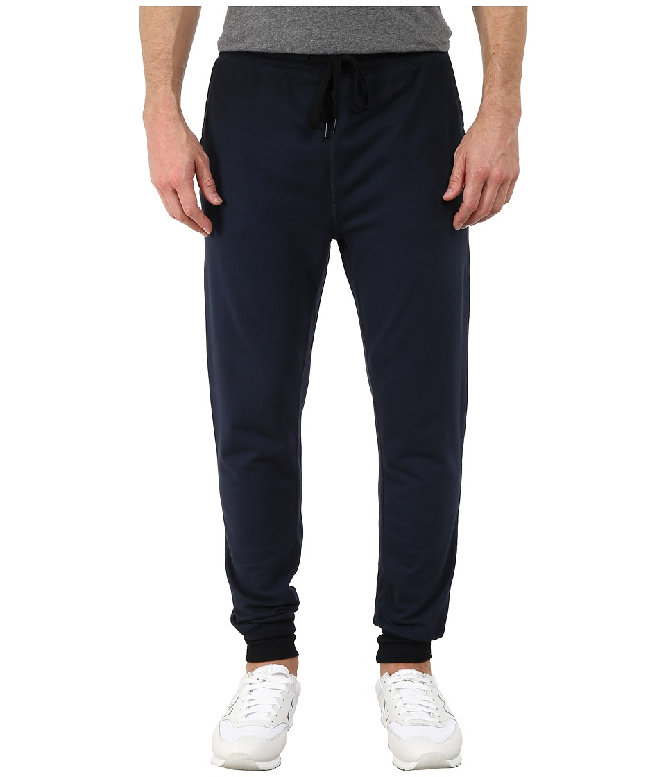 Converse - Black Wash French Terry Pants (Blue) Men