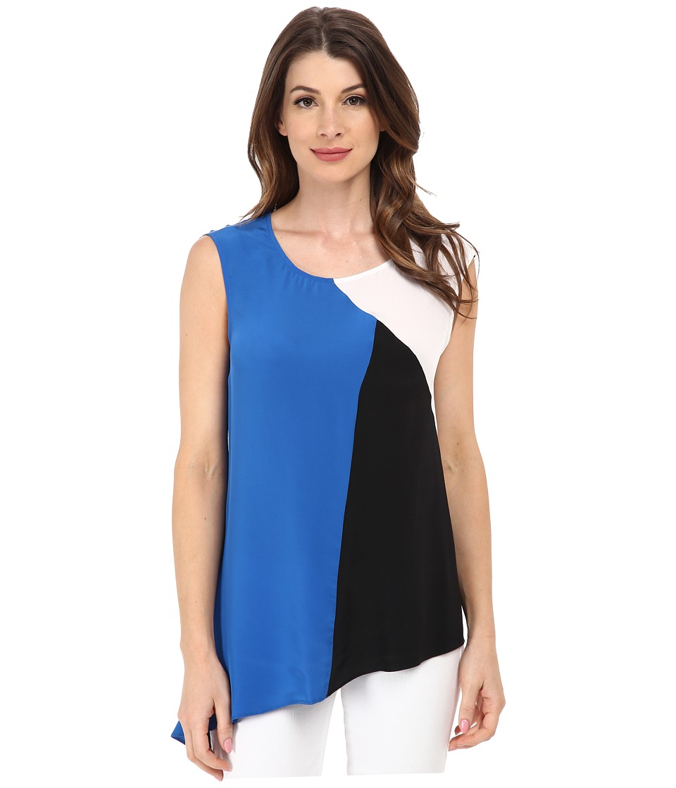 Bailey 44 - Carny Top (Black/Cobalt) Women's Sleeveless