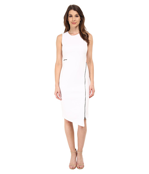 Bailey 44 - Ringmaster Dress (White) Women's Dress