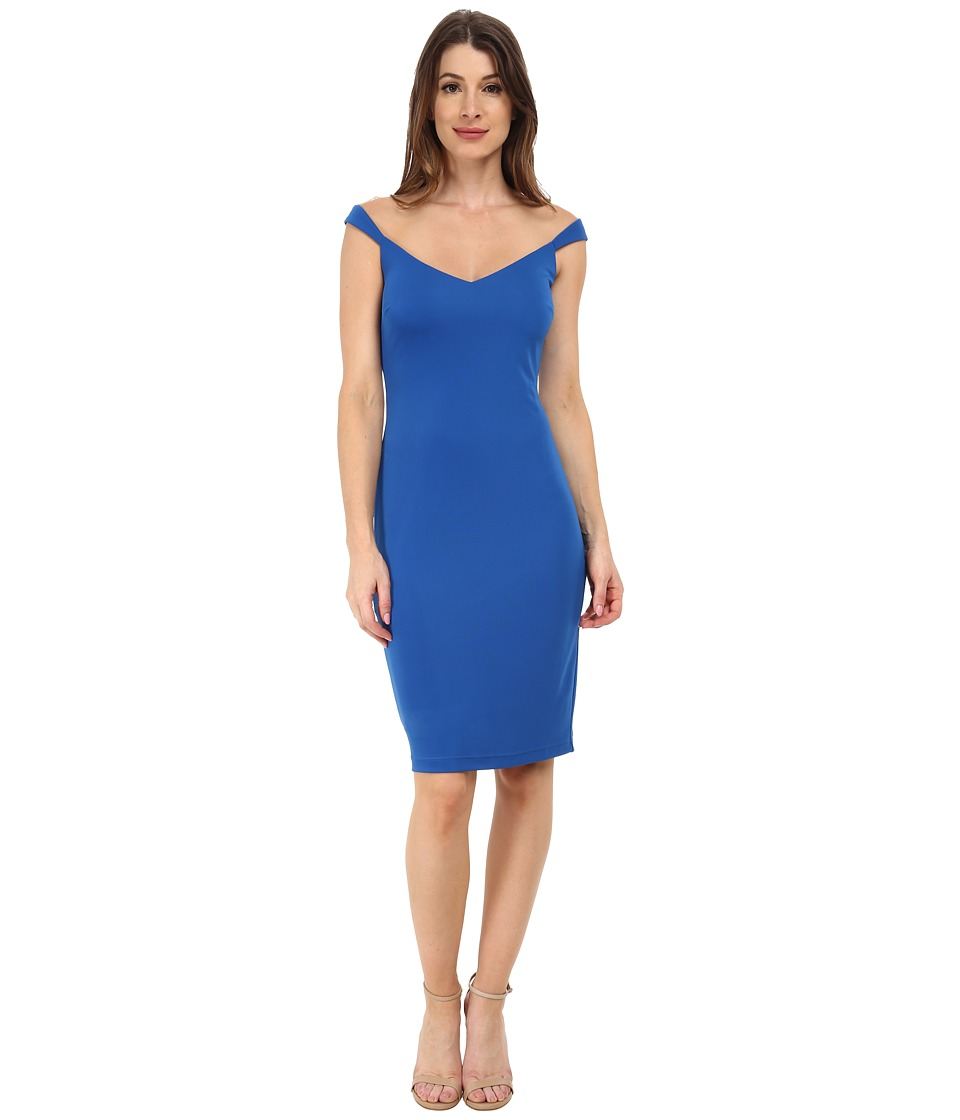 Bailey 44 - Side Show Dress (Cobalt) Women's Dress