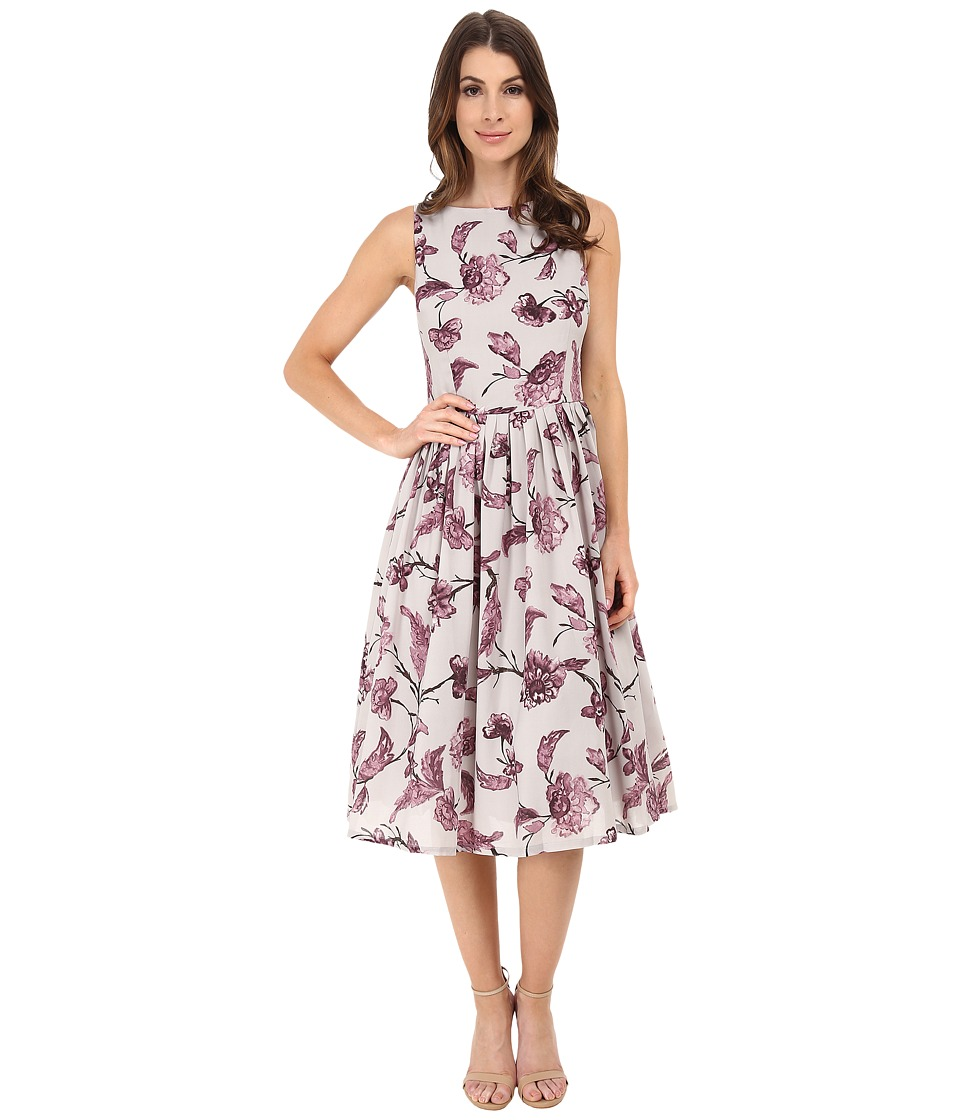 BB Dakota - Ruth Wallflower Printed Dress (Multi) Women's Dress